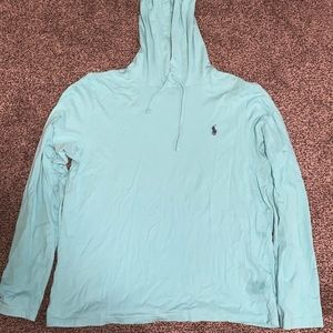 Polo men's hoodie